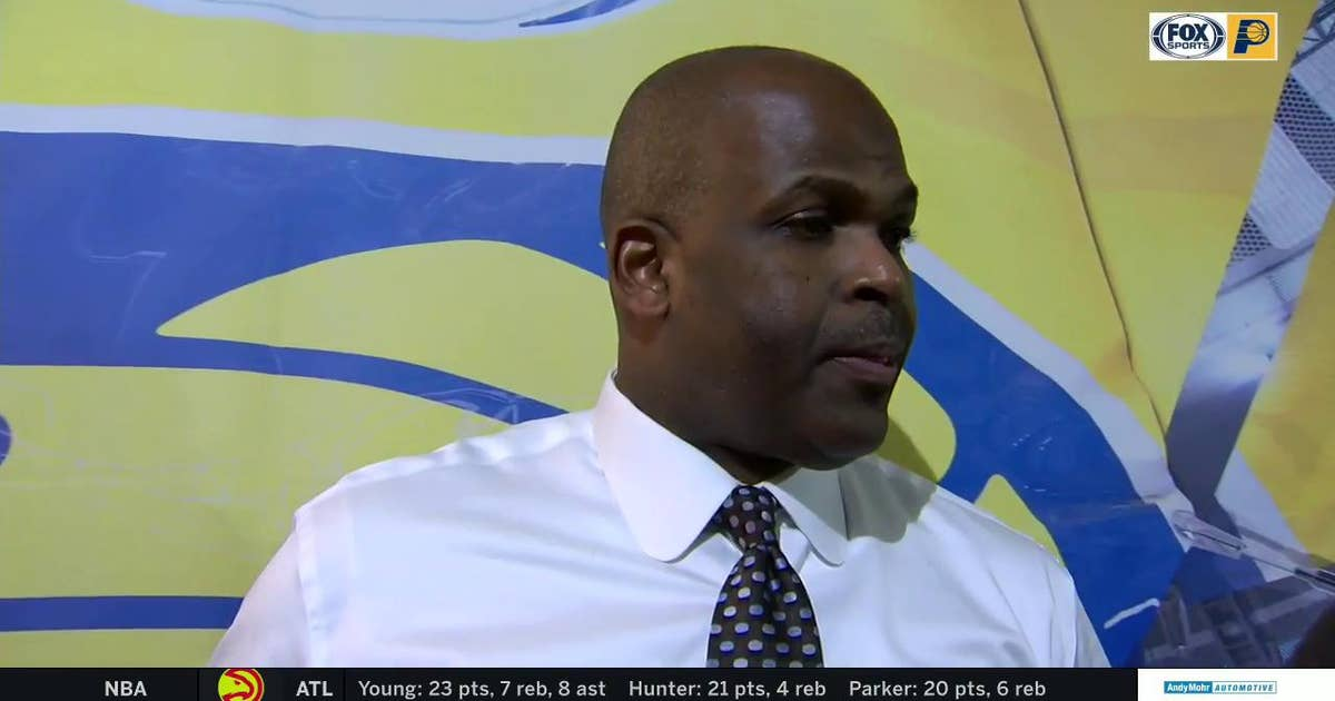McMillan on the success of Pacers' second unit against Hawks