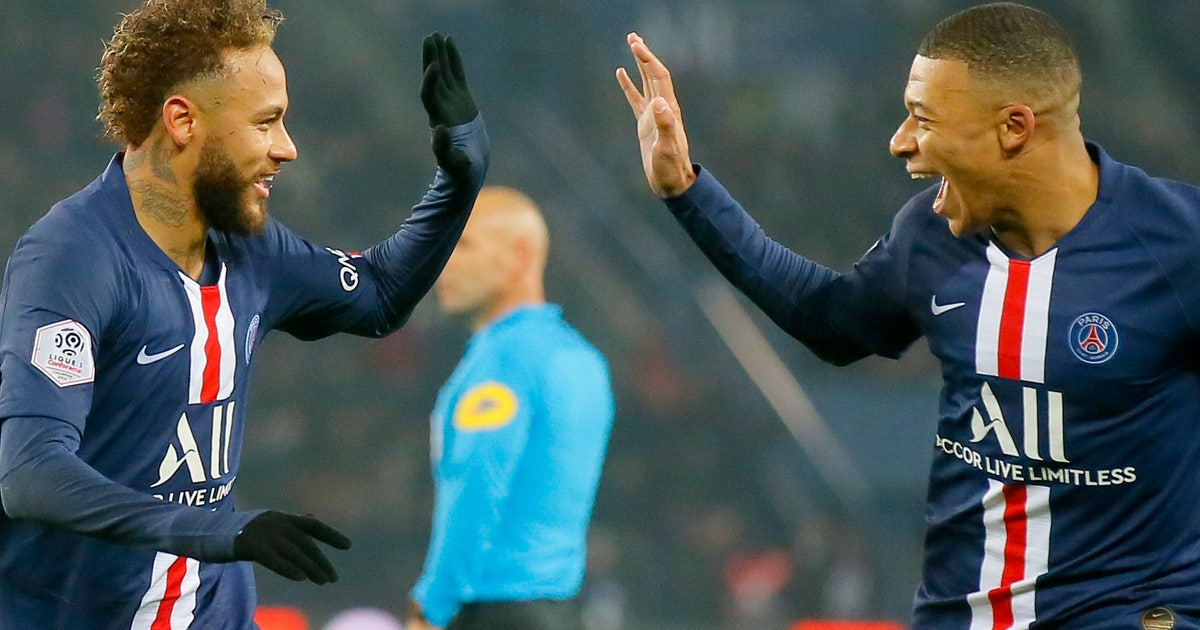 Neymar and Mbappé's partnership could take PSG far in Europe | FOX Sports