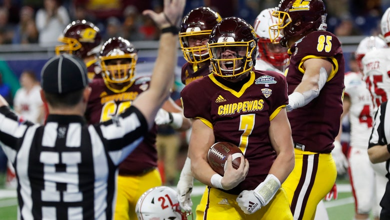 Central Michigan, San Diego St heading to New Mexico Bowl