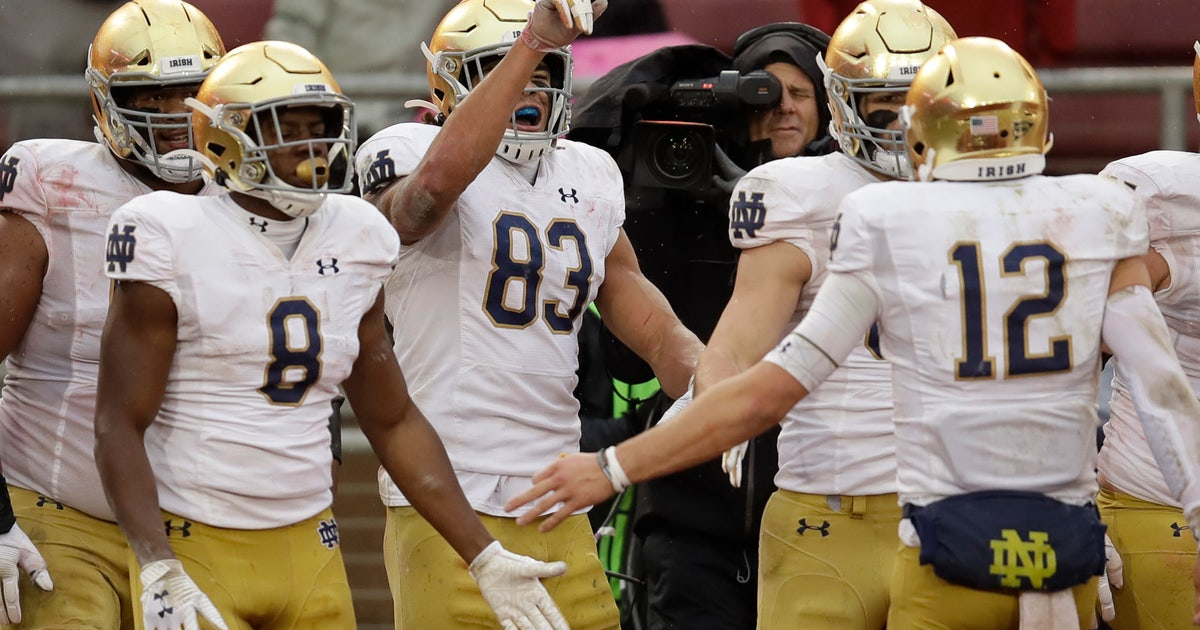 Notre Dame faces Iowa State in Camping World Bowl | FOX Sports