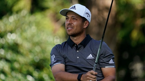 <p>               FILE - In this Oct. 26, 2019, file photo, Xander Schauffele of the United States watches his tee shot on the 12th hole during the second round of the Zozo Championship PGA Tour at the Accordia Golf Narashino country club in Inzai, east of Tokyo, Japan. Schauffele, often an afterthought among young American stars, makes his U.S. team debut at the Presidents Cup this week. (AP Photo/Lee Jin-man, File)             </p>