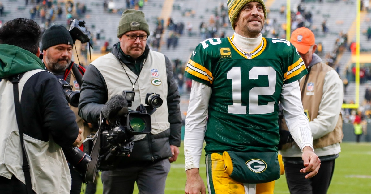 Aaron Rodgers set for 24th clash against rival Bears | FOX Sports