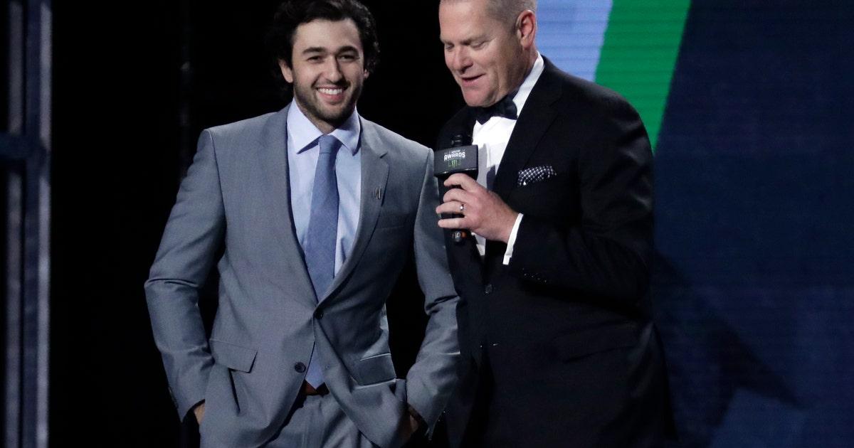 Chase Elliott gets 2nd most popular NASCAR driver award | FOX Sports