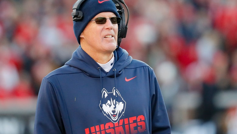 UConn AD says Edsall needs more to build program