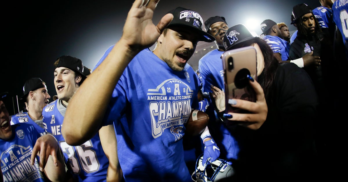 No. 16 Memphis wins AAC title, coach heads to Florida State | FOX Sports