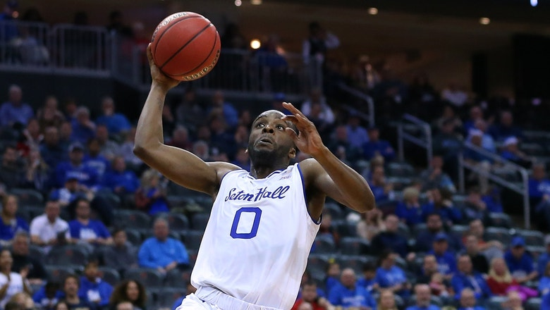 Quincy McKnight's 25 points leads Seton Hall over Prairie View, 73-55
