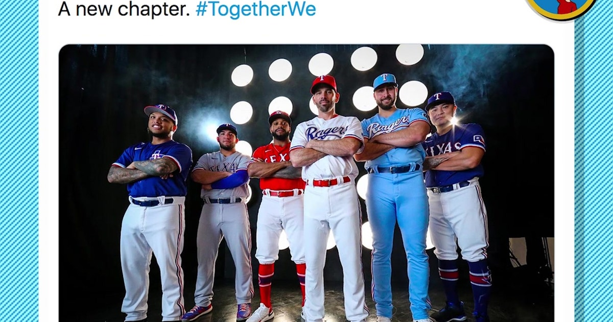 Rangers unveil new uniforms | ICYMI with Katie Engleson