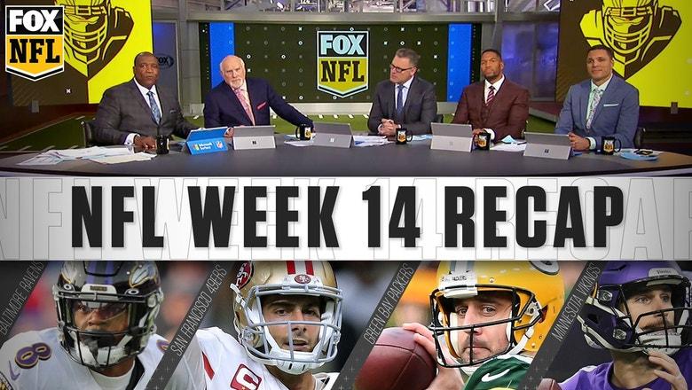 Week 14: Ravens' creative offense, Garoppolo's big moment, and Vikings heating up | FOX NFL