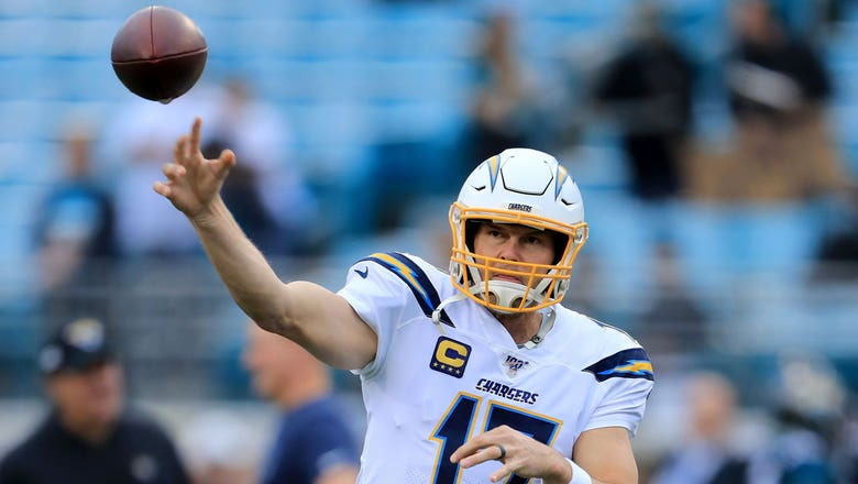 "Philip Rivers: ""I'm sick of the turnovers, but I know I can make the throws"""