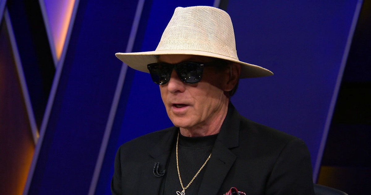 Skip Bayless shows up to the set in disguise after the Cowboys' ugly loss last night