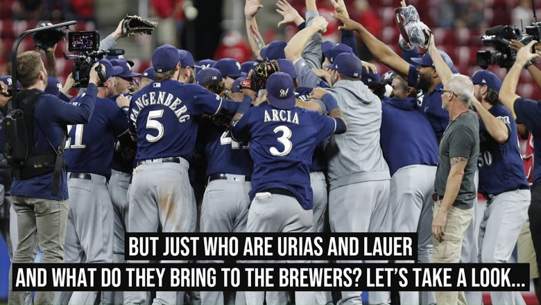 Digital Extra: Get to know the Brewers' Luis Urias & Eric Lauer