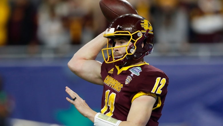 Central Michigan, San Diego State meet in New Mexico Bowl