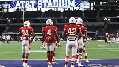 PHOTOS: 4A Division I State Title Game - Carthage Bulldogs vs. La Vega Pirates
