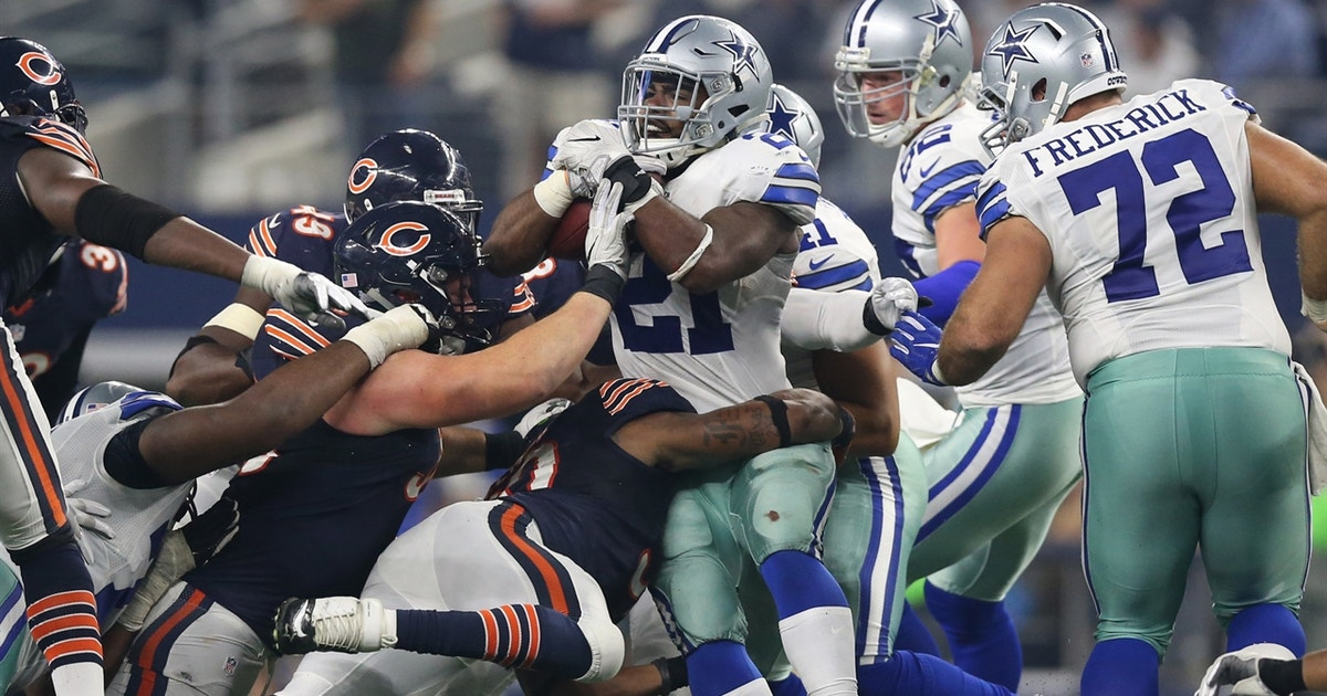Colin Cowherd: Thursday Night Football will be a season-defining game for both the Bears and Cowboys