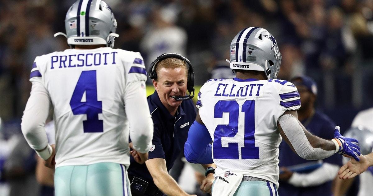 Amani Toomer: Cowboys aren't that good because of the players not Jason Garrett