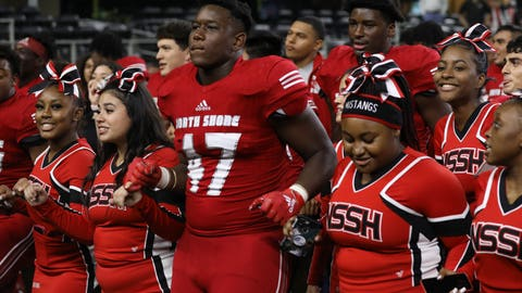 PHOTOS: 6A Division I State Championship - Duncanville Panthers vs. Galena Park North Shore Mustangs