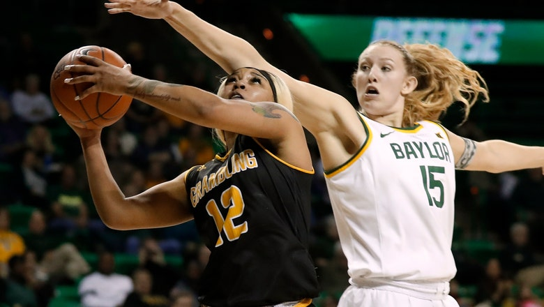 No. 6 Baylor women getting All-American Cox back in the game