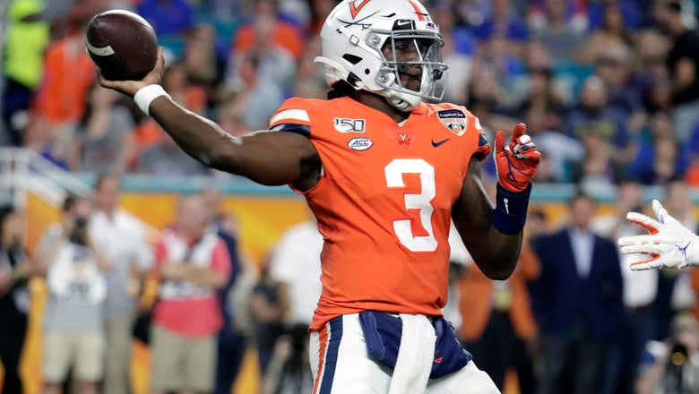 Perkins' brilliant Virginia run ends with Orange Bowl loss