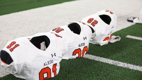 PHOTOS: 5A Division II State Championship - Aledo Bearcats vs. Fort Bend Marshall Buffalos