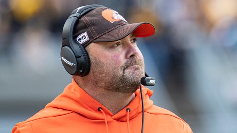 1. Move on from Freddie Kitchens