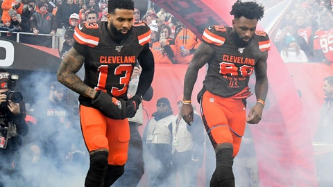 2. Trade OBJ and Jarvis Landry