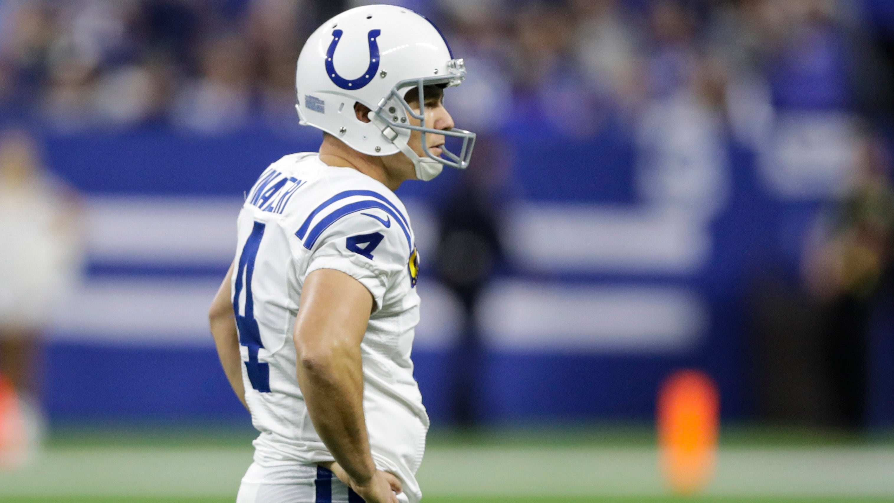 Colts Home Schedule 2020.Colts Will Put Vinatieri On Ir Kicker Hopes To Return In