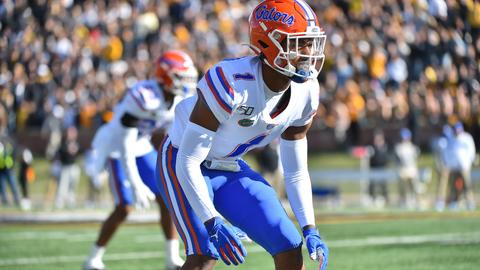Jacksonville Jaguars (via Los Angeles Rams) — C.J. Henderson, DB, Florida (17)
