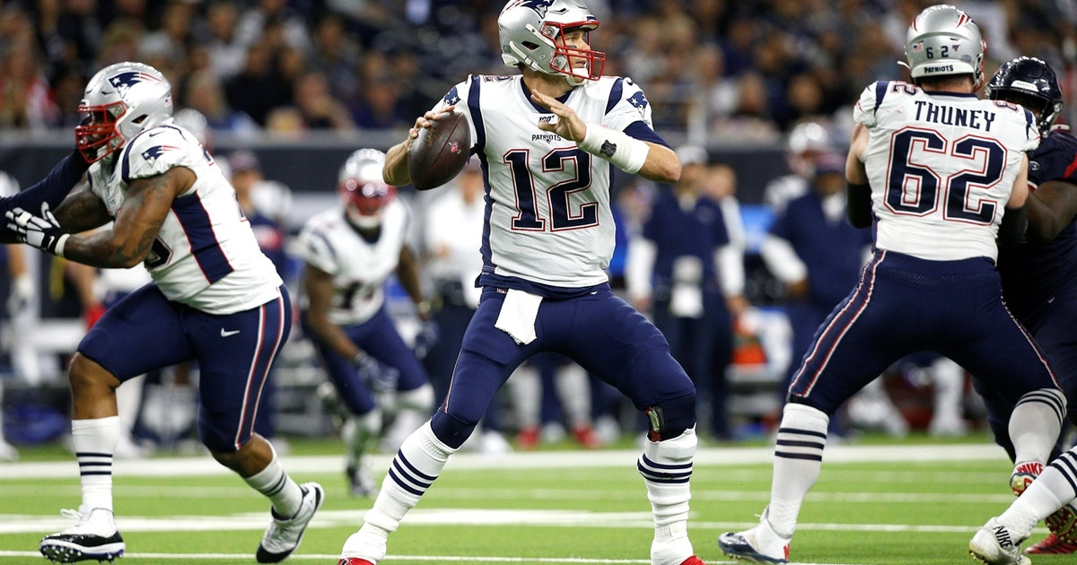 Brian Westbrook explains why Tom Brady and the Pats will get the win over the Chiefs on Sunday