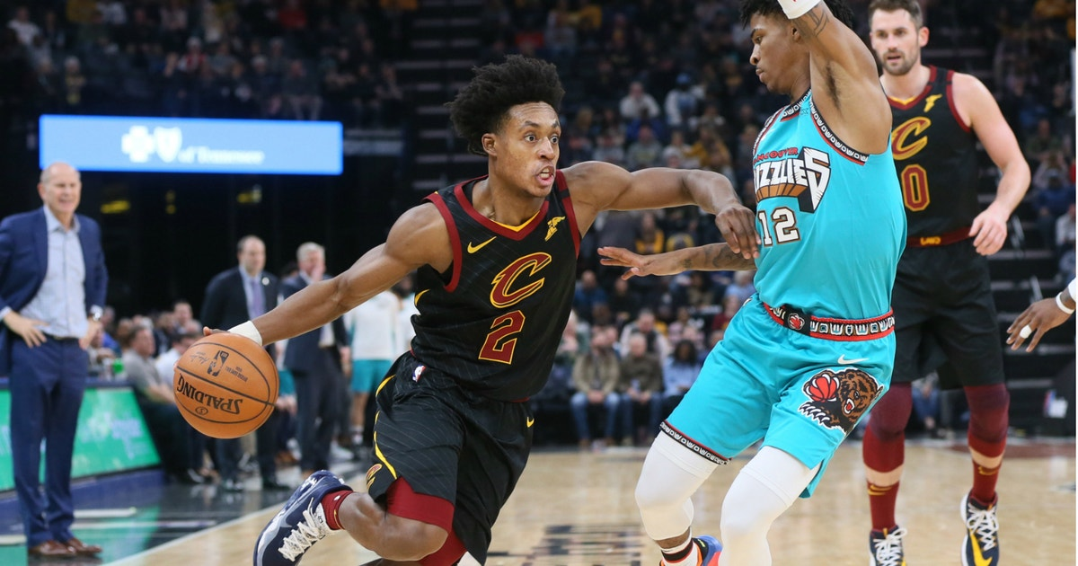 Despite Sexton's 28 points, 6 assists, Cavaliers fall short in Memphis, 113-109 | FOX Sports