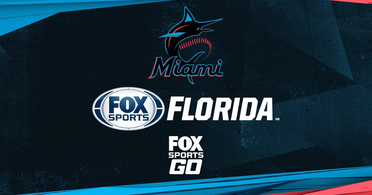 FOX Sports Florida to televise 6 Miami Marlins spring training games   FOX Sports