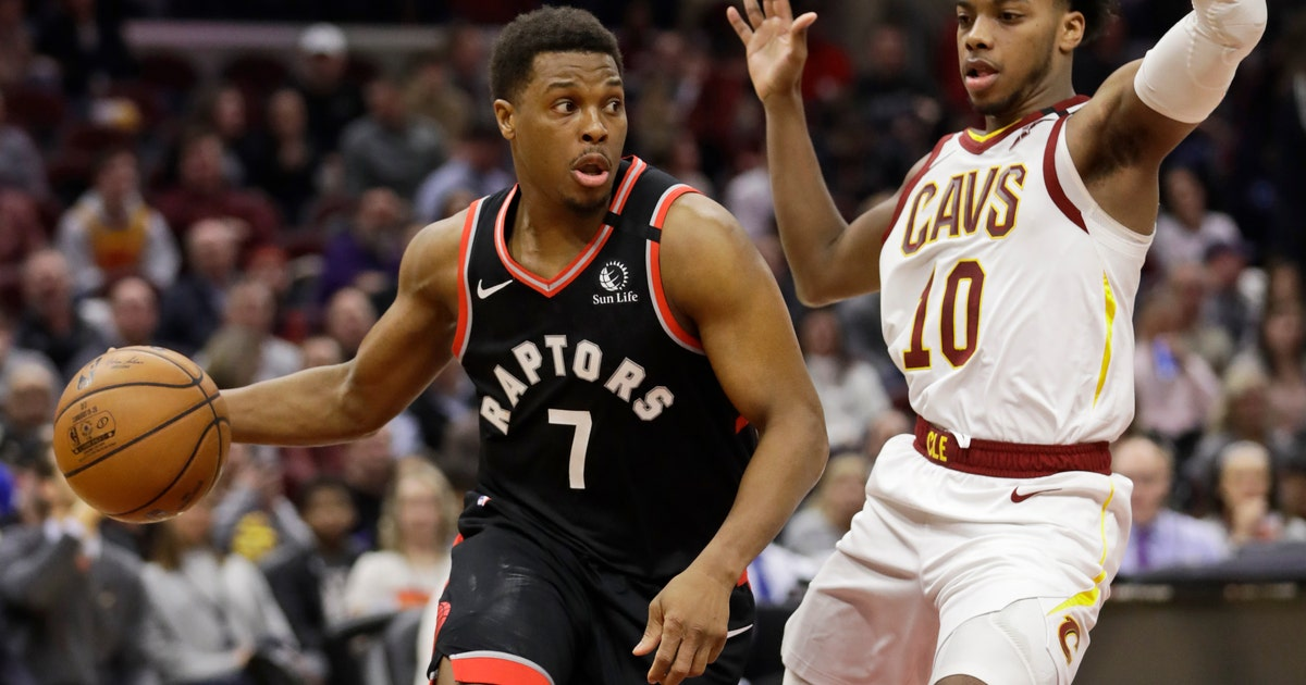 Raptors' Lowry says he was pushed by fan during game