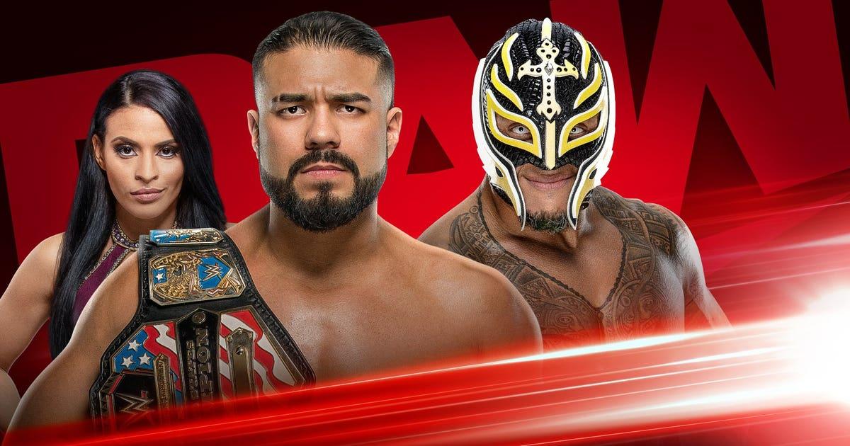 WWE Raw: Jan. 20, 2020 | FOX Sports