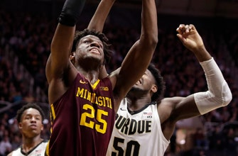 Minnesota pushes sophomore Daniel Oturu as NBA prospect