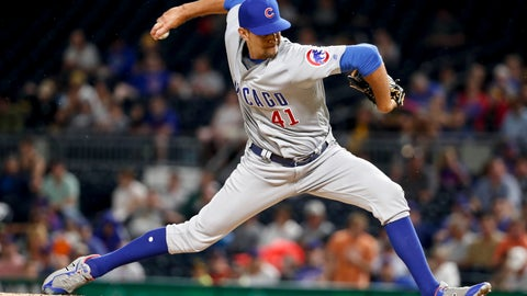 <p>               FILE - In this Aug. 16, 2018, file photo, Chicago Cubs relief pitcher Steve Cishek throws against the Pittsburgh Pirates in a baseball game in Pittsburgh. The Chicago White Sox have agreed to a $6 million, one-year contract with free-agent reliever Steve Cishek. A person with direct knowledge of the deal says it's pending a physical. The person spoke on condition of anonymity because the move had not been finalized.  (AP Photo/Keith Srakocic, File)             </p>