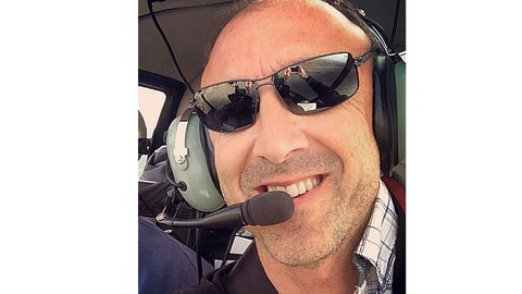 <p>               This undated photo provided by Group 3 Aviation shows helicopter pilot Ara Zobayan, who was at the controls of the helicopter that crashed in Southern California, Sunday, Jan. 26, 2020, killing all nine aboard including former Lakers star Kobe Bryant. (Group 3 Aviation via AP)             </p>