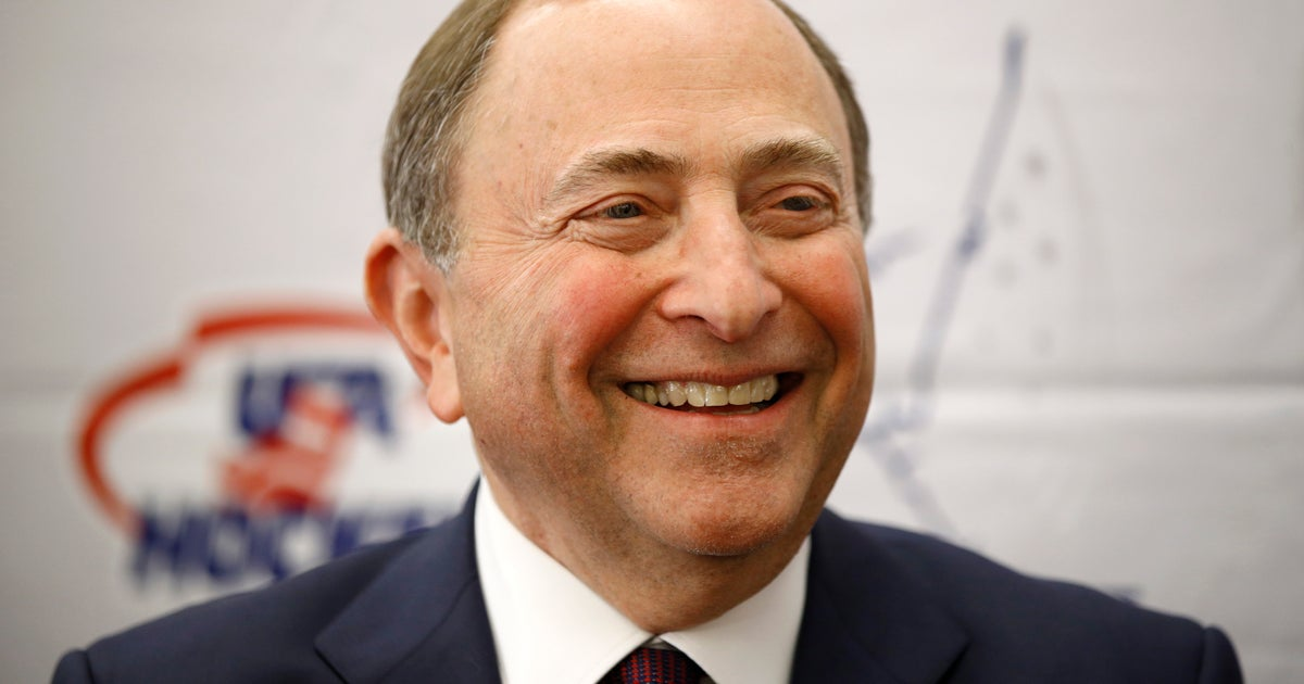 Bettman: NHL Puck and player tracking to start in playoffs | FOX Sports