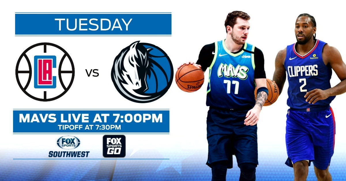 Look Ahead Clippers Vs Mavericks Mavs Live