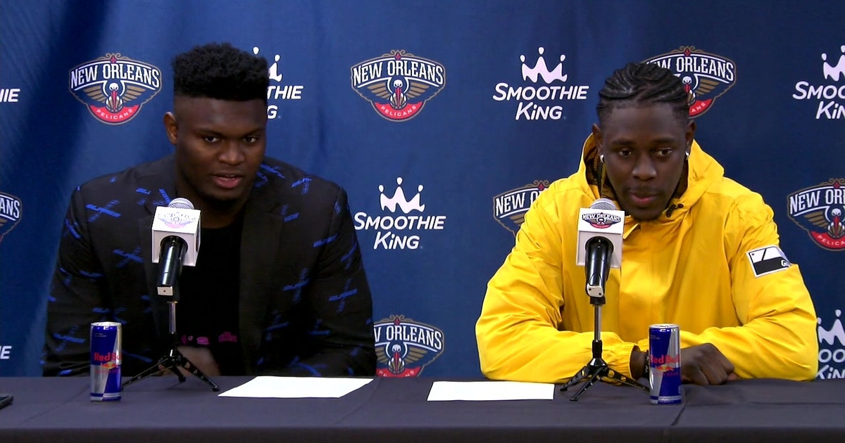 Zion Williamson, Jrue Holiday on Pelicans loss to the spurs