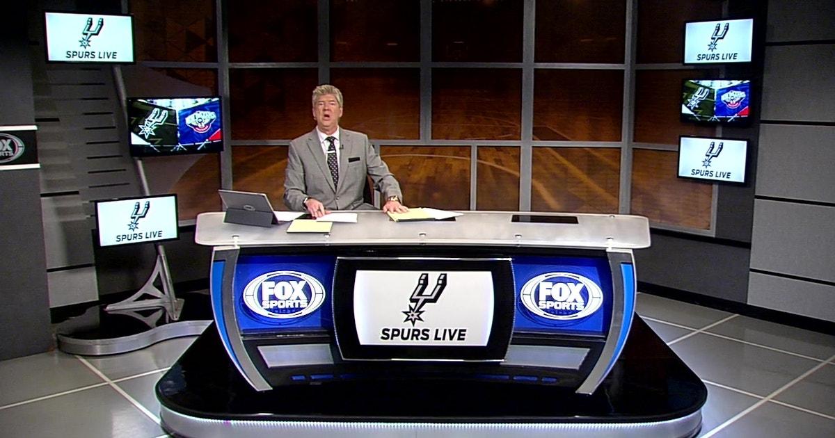 Spurs Spoil Zion Williamson's Debut, defeats Pelicans   Spurs Live