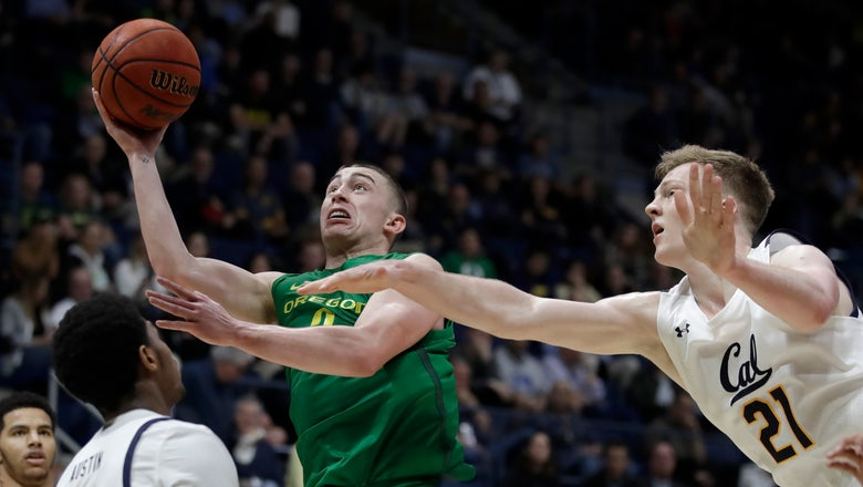 Pritchard Breaks Oregon's Assists Record In Win Over Cal