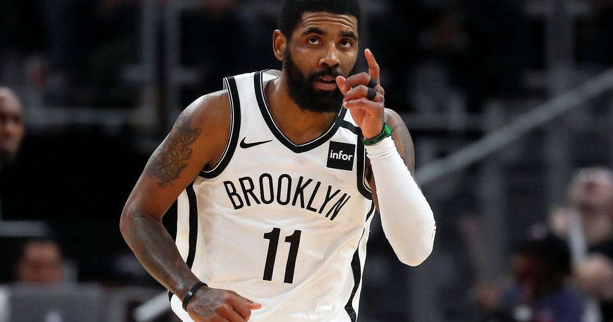 Irving scores 45 points, Nets outlast Pistons 121-111 in OT | FOX Sports