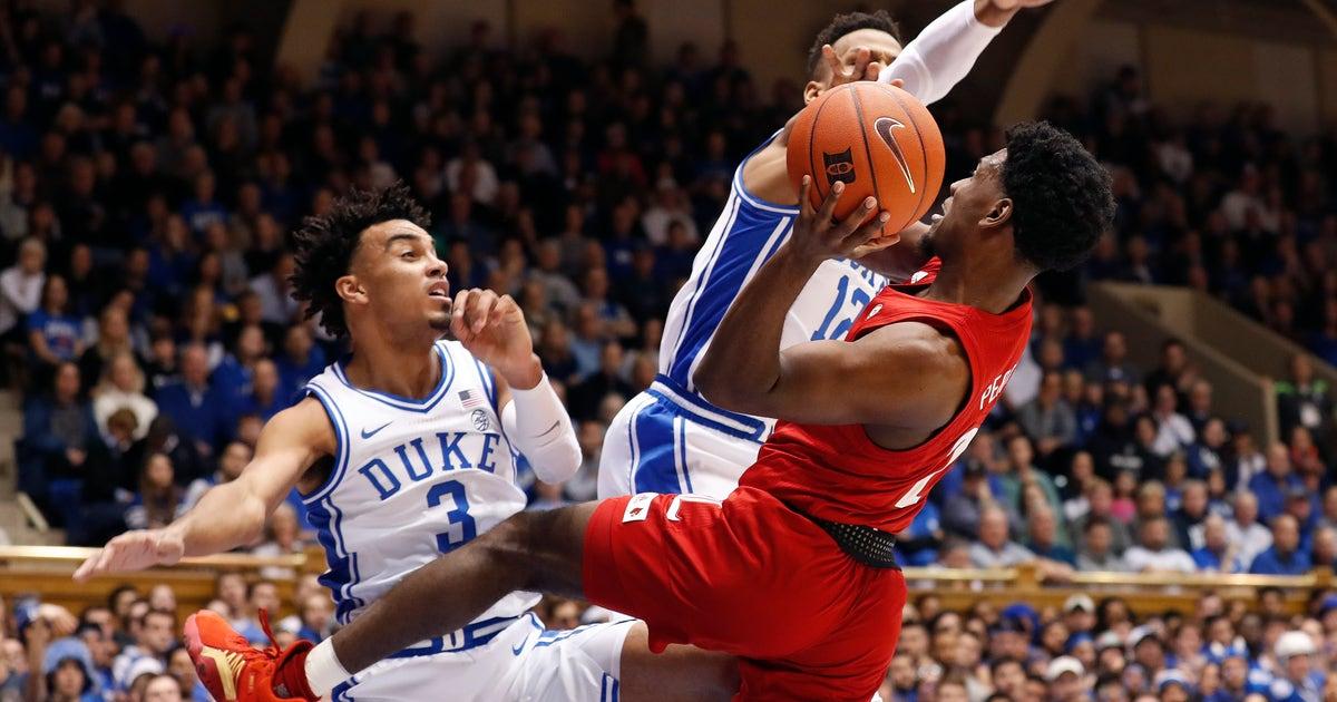 Johnson, No. 11 Louisville earn win at No. 3 Duke 79-73 | FOX Sports