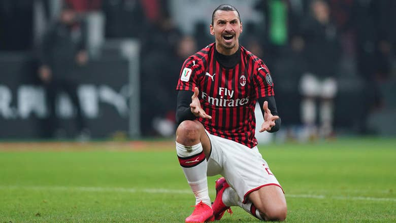 Çalhanoglu scores twice to help Milan beat Torino 4-2 in cup