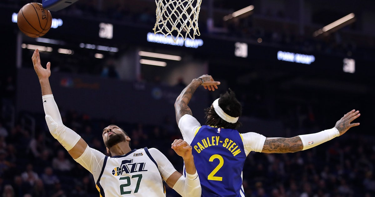 AP sources: Mavs set to acquire Cauley-Stein from Warriors | FOX Sports