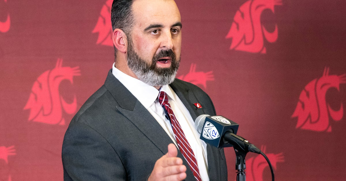 Rolovich introduced at Wazzu, strikes all the right chords | FOX Sports