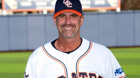 <p>               This undated photo released by Orange Coast College shows its head baseball coach John Altobelli. The Altobelli family has confirmed that John Altobelli, his wife Keri and daughter Alyssa were among those killed in the helicopter crash with NBA icon Kobe Bryant and his daughter Gianna in Calabasas, Calif., Sunday, Jan. 26, 2020. Alyssa played on the same team as Gianna, said Altobelli's brother Tony, who is the sports information director at the school. (Orange Coast College via AP)             </p>