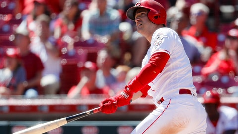 <p>               FILE - In this Sept. 5, 2019, file photo, Cincinnati Reds' Jose Iglesias hits a two-run home run off Philadelphia Phillies starting pitcher Jason Vargas in the sixth inning of a baseball game in Cincinnati. The Baltimore Orioles filled a hole in the middle of the infield by agreeing to a $3 million, one-year contract with Iglesias, a person familiar with the situation told The Associated Press. The person spoke to the AP on condition of anonymity Monday, Jan. 6, 2020, because no official announcement had been made. (AP Photo/John Minchillo, File)             </p>