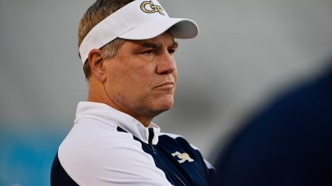 """<p>               FILE - In this April 20, 2018, file photo, Georgia Tech defensive coordinator Nate Woody watches play during a Georgia Tech spring football intra-squad scrimmage, in Atlanta. Army has named Nate Woody as its defensive coordinator. Woody comes to West Point after stints as a defensive analyst at Michigan, defensive coordinator and outside linebackers coach at Georgia Tech, and defensive coordinator at Appalachian State and Wofford. He succeeds John Loose, who 's been promoted to assistant head coach. """"Nate is a veteran coach that has led some of the nation's top defenses year in and year out,"""" Army coach Jeff Monken said Thursday, Jan. 2, 2020, in a release. (AP Photo/Mike Stewart, File)             </p>"""