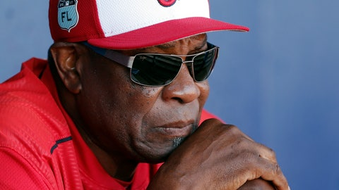 <p>               FILE - In this March 11, 2017, file photo, Washington Nationals manager Dusty Baker talks to reporters in the dugout before playing New York Mets in a spring training baseball game, in Port St. Lucie, Fla.  A person with knowledge of the negotiations said Tuesday, Jan. 28,2 020, that Baker, 70,  is working to finalize an agreement to become manager of the Houston Astros. The person spoke on condition of anonymity because the deal has not yet been completed. (AP Photo/John Bazemore, File)             </p>