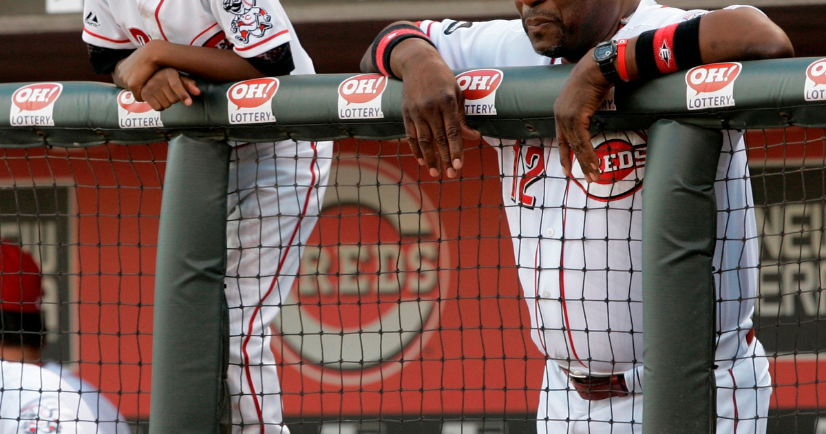 Dusty Baker's son Darren cherished dad being in the stands | FOX Sports